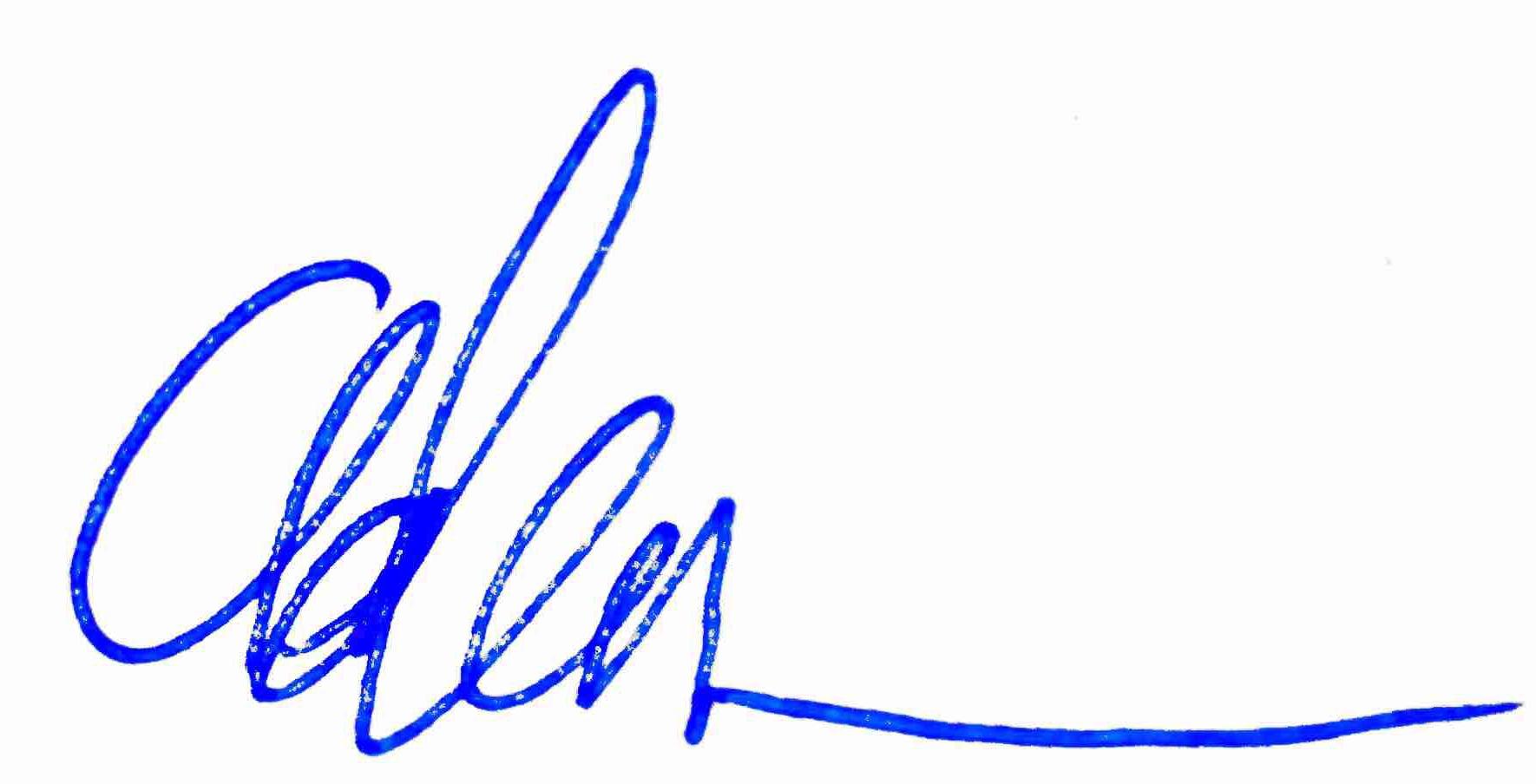 Adam signature