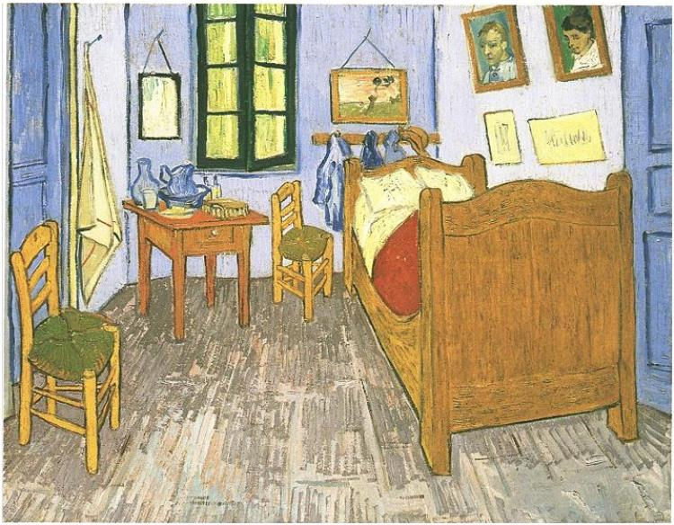 Vincent's-Bedroom-in-Arles